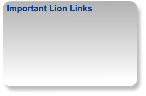 Important Lion Links